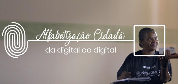 Instituto Paulo Freire desenvolve projeto de educação em parceria com Samsung