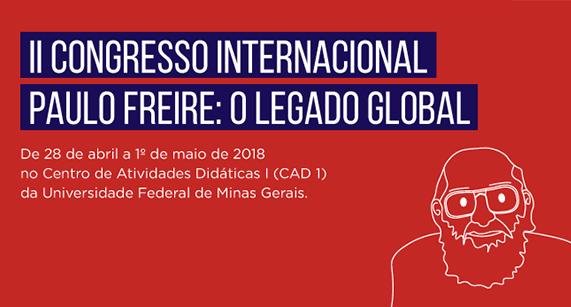 II Congresso Internacional Paulo Freire: O Legado Global