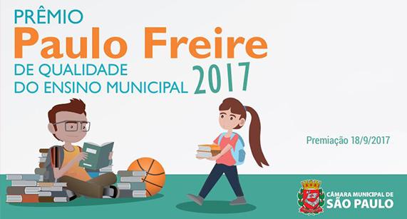 Prêmio Paulo Freire 2017: projeto transforma terreno em galpão cultural