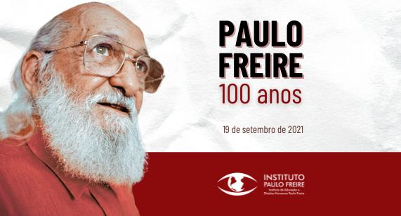 Centenário Paulo Freire