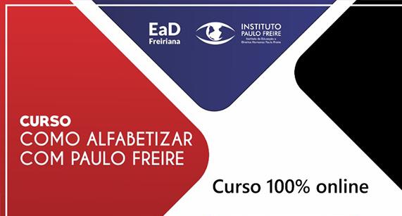 IPF finaliza mais um curso da EaD Freiriana