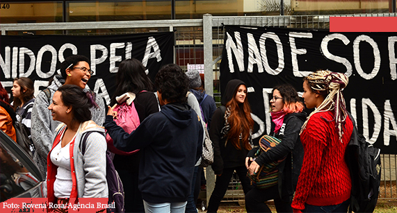 Artigo: Ocupar, resistir, produzir - estudantes dão aula de cidadania