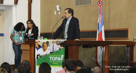 TOPA comemora 10 anos com mais de 1,5 bilhões de pessoas beneficiadas