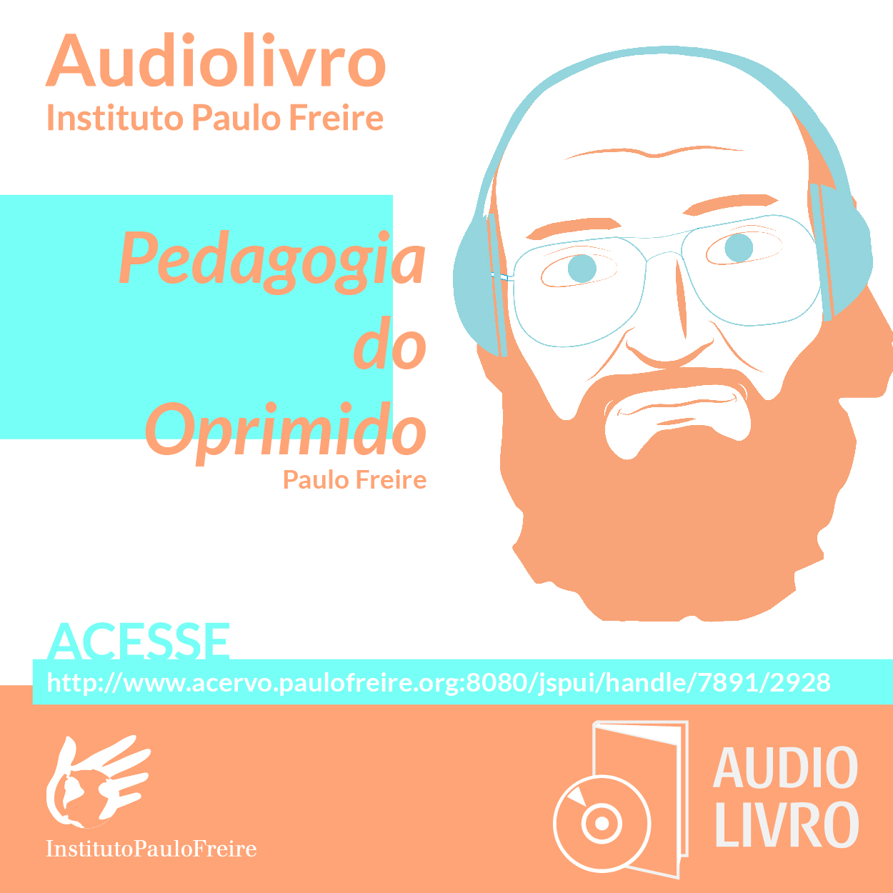 AUDIOLIVRO P.do Oprimido face 01