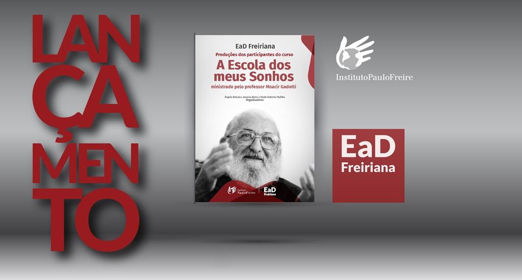 IPF lança primeiro e-book de um curso da EaD Freiriana
