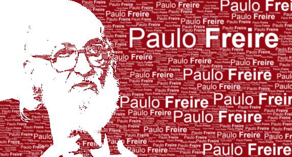 Paulo Freire, 95 anos